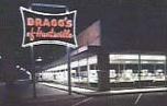 Bragg's Furniture at night